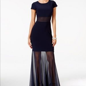 Full length, maxi dress/evening gown